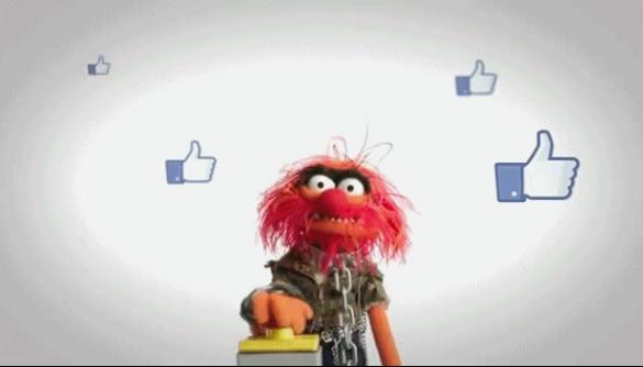 Під коментарями в Facebook тепер можна вставити GIF-зображення