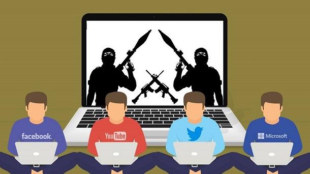 Facebook, Twitter, Microsoft та YouTube разом боротимуться з тероризмом в інтернеті