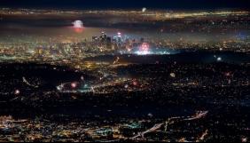 Фотограф опублікував вражаюче таймлапс-відео з феєрверками на честь Дня незалежності США