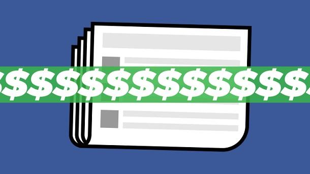 Facebook планує запустити новинний сервіс з платною підпискою