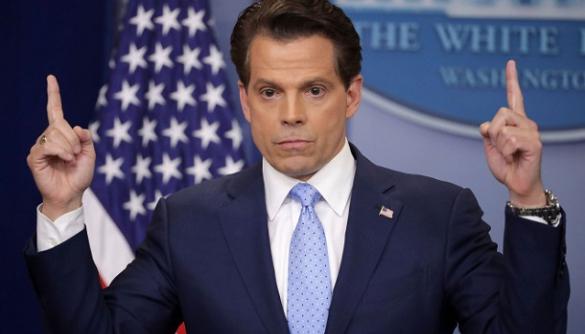 Новий директор з комунікацій Білого дому заявив, що покладе кінець витокам інформації