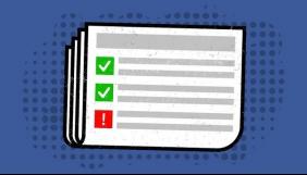 Facebook дозволить редагувати метадані в посиланнях лише сторінкам ЗМІ