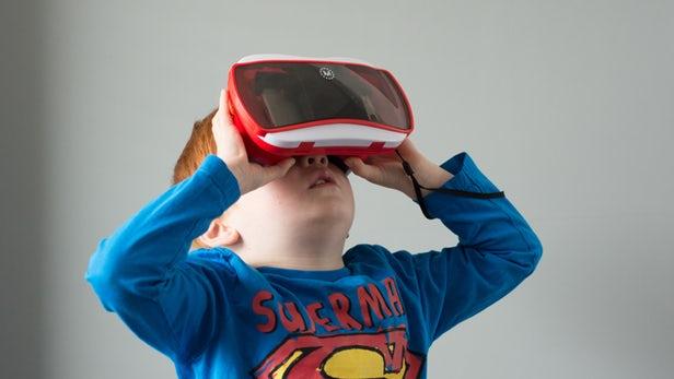 Просто додай VR. Як використовують віртуальну реальність у соціальних проектах