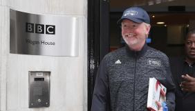 Шоу найбільш високооплачуваного ведучого BBC втратило майже півмільйона слухачів за 2016 рік