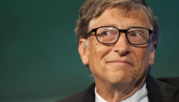 Білл Гейтс зареєструвався в Instagram