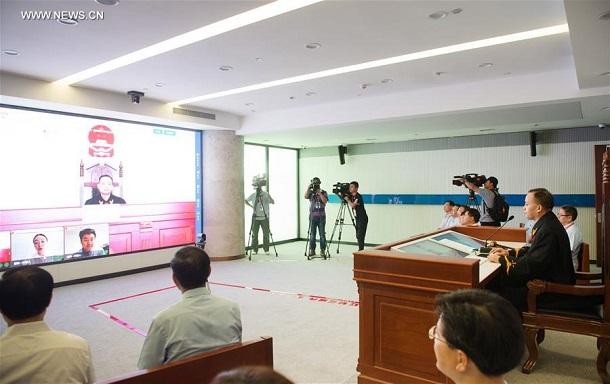 У Китаї розпочав роботу перший інтернет-суд