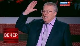 Через Жириновського Литва може посилити санкції щодо російських телеканалів