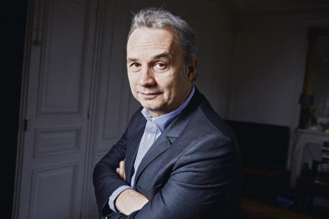 Речником президента Франції став журналіст Брюно Роже-Петі
