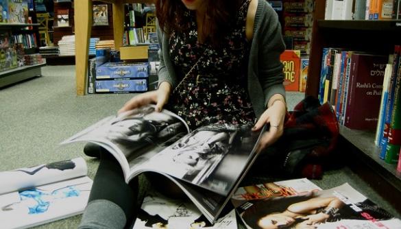 Читання глянцевих журналів всього за 15 хвилин може змінити уявлення про красу - дослідження