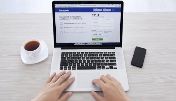 У 2017 році кількість українців, які користуються Facebook, зросла до 43% - соціологічне опитування
