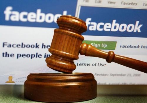 В Іспанії з Facebook стягнуть 1,2 млн євро за незаконне використання даних