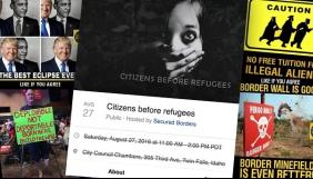 Росія використала Facebook для організації антиімміграційних мітингів у США - The Daily Beast