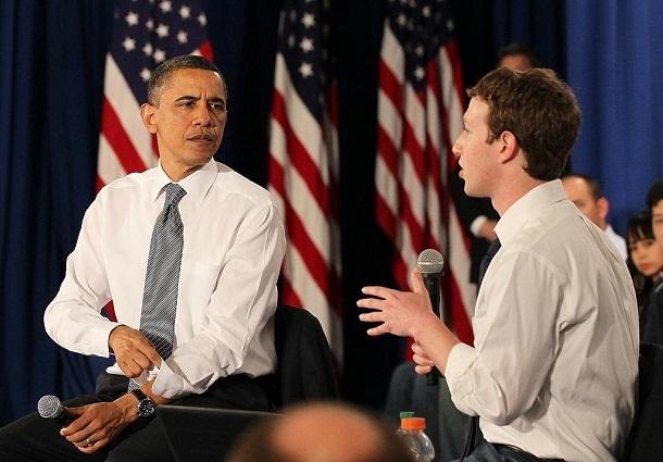 Обама намагався переконати Цукерберга щодо проблеми фейків у Facebook - The Washington Post
