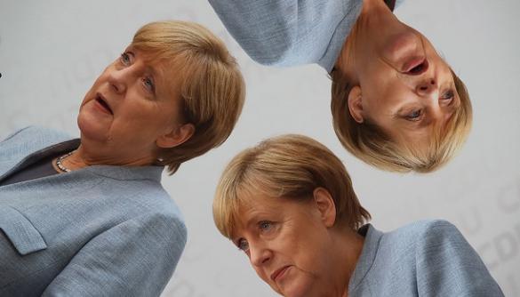 Getty Images висміяли за колажі з фото Ангели Меркель