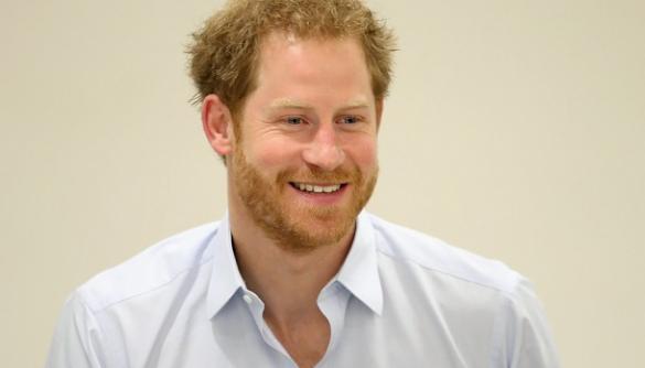 Принц Гаррі стане редактором випуску новин радіо ВВС