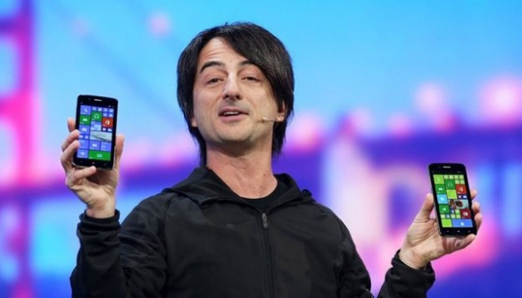 Microsoft не розвиватиме Windows 10 для смартфонів