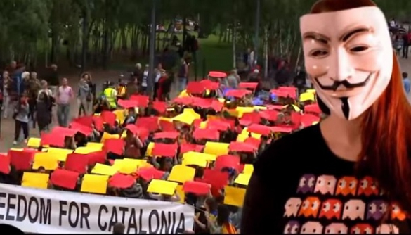 Сайт Конституційного суду Іспанії зламали напередодні обговорення урядом каталонського питання