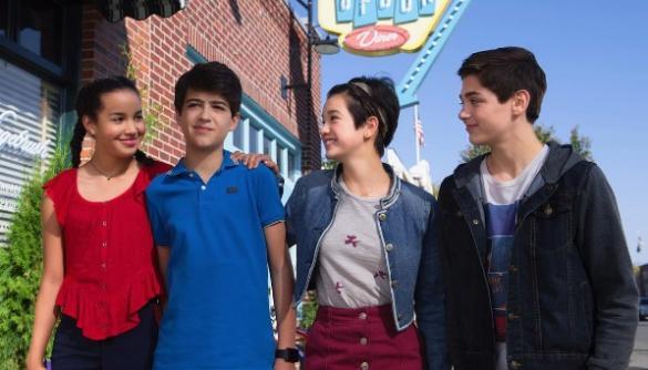 Disney вперше покаже сюжетну лінію про одностатеву пару в серіалі