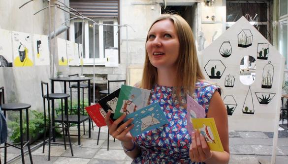 «Котики – це універсальна мова» – інтерв'ю з художницею, авторкою кота Інжира Оленою Павловою