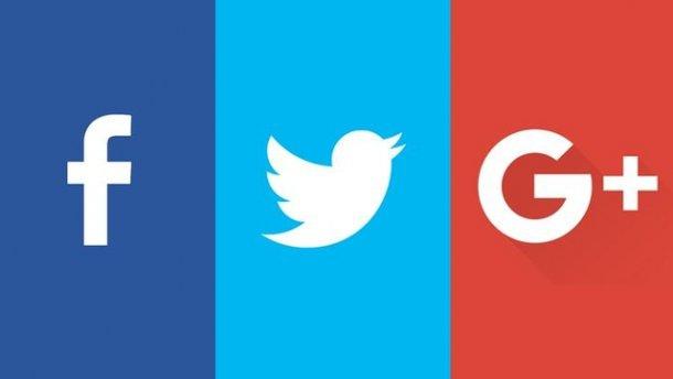 Facebook, Google та Twitter розкрили нові дані про можливе втручання в американські вибори