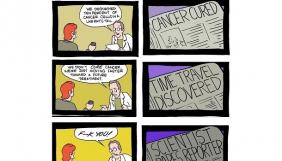 """«""""Ліки від раку"""" — миттєвий маркер сміттєвої журналістики», — науковець"""