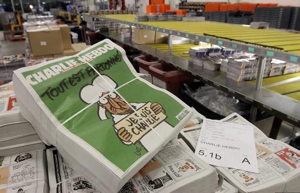 Редакція Charlie Hebdo звернулася в поліцію через нові погрози