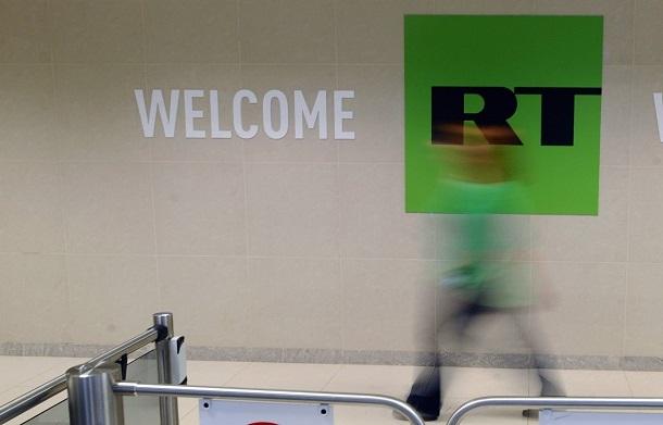 Телеканал RT оголосив, що зареєструється в якості іноземного агента в США