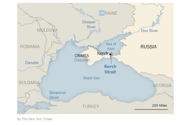 New York Times назвала Крим «спірною територією» (ДОПОВНЕНО)