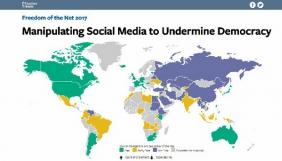 Freedom House повідомляє про вплив на вибори у 18 країнах за допомогою соцмереж