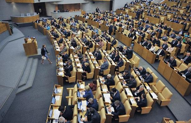 Російська Держдума підтримала визнання ЗМІ іноземними агентами