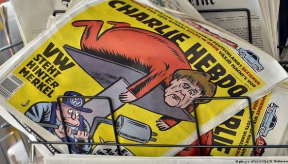 Німецька версія журналу Charlie Hebdo проіснувала рік