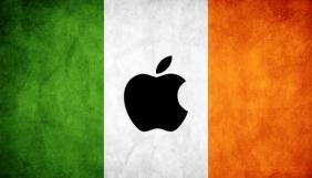Apple незабаром перерахує Ірландії 13 мільярдів євро податків