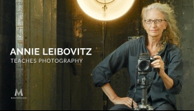 Анні Лейбовіц створила відеокурс по фотографії