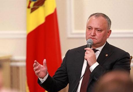 Президент Молдови відмовився підписати закон про боротьбу з російською пропагандою