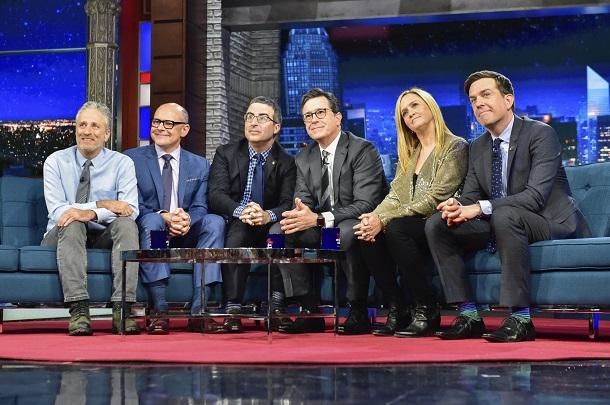 Як ефективно сміятися з журналістів. Досвід американських вечірніх шоу (ВІДЕО)