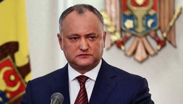 Президент Молдови просить суд перевірити законність заборони мовлення РФ