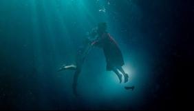 Американські кінокритики визнали найкращим фільмом року «Форму води»