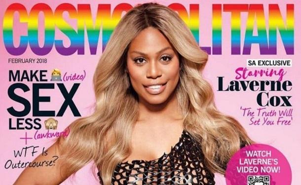 Новий номер журналу Cosmopolitan вийде з трансгендерною акторкою на обкладинці