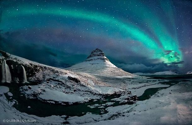 В мене вперше здуло камеру разом зі штативом — фотограф Євген Самученко про те, як знімати полярне сяйво в Ісландії