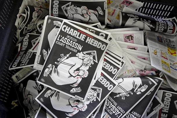 У Франції поліція затримала 4 осіб у справі про напад на журнал Charlie Hebdo