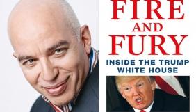 В Україні видадуть книжку Майкла Волффа «Вогонь і лють» про Трампа