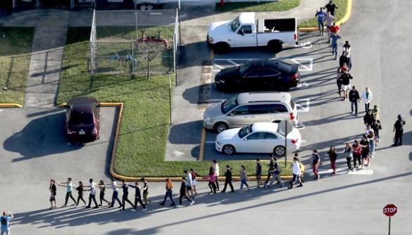 Після стрілянини в школі Паркленду у Twitter активізувалися російські боти