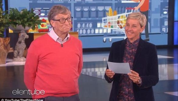 Білла Гейтса попросили вгадати ціну продуктів на популярному телешоу – він не зміг