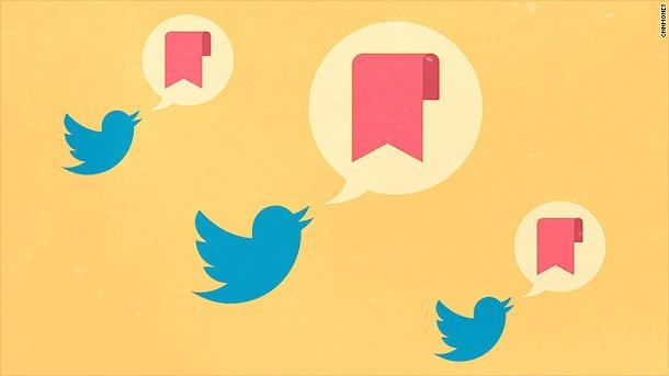 Twitter запустила функцію «Закладки»