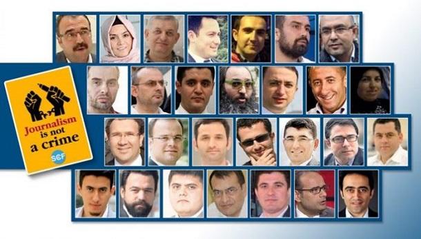 У Туреччині засудили за причетність до тероризму ще 25 журналістів