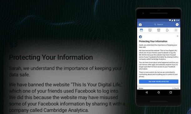 Сьогодні Facebook повідомить користувачів, чи потрапили їхні дані до Cambridge Analytica