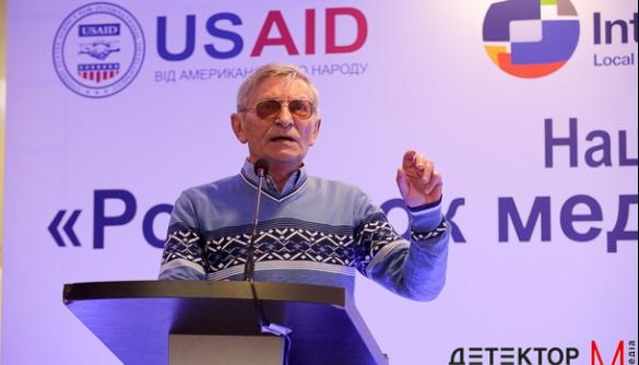 Зараз необхідно формувати «елітарну медіаграмотність» — соціолог Євген Головаха