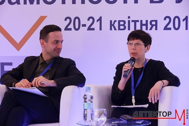 Потрібен медіаосвітній рух з залученням самих ЗМІ – керівники ГО «Детектор медіа» та «Донецький інститут інформації» (ВИПРАВЛЕНО)