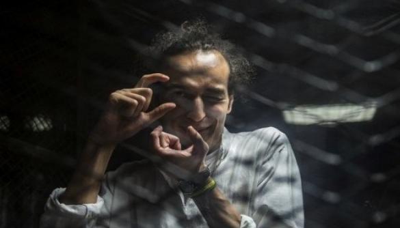 ООН нагородила премією фотографа Шавкана, якого влада Єгипту тримає за ґратами