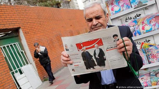 Директора іранської газети Shargh звільнили під заставу